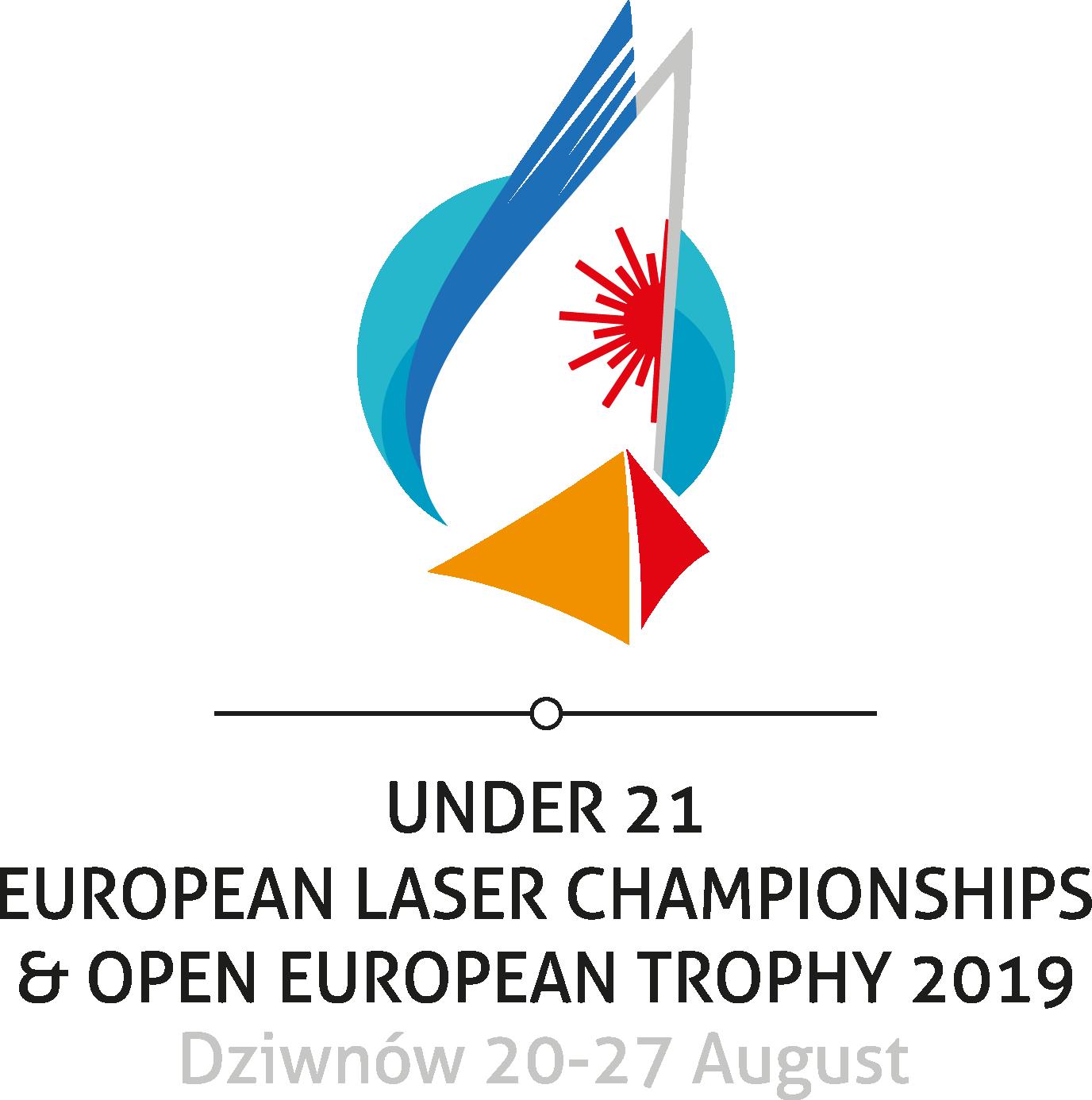 Under 21 European Laser Championships & Open European Trophy 2019