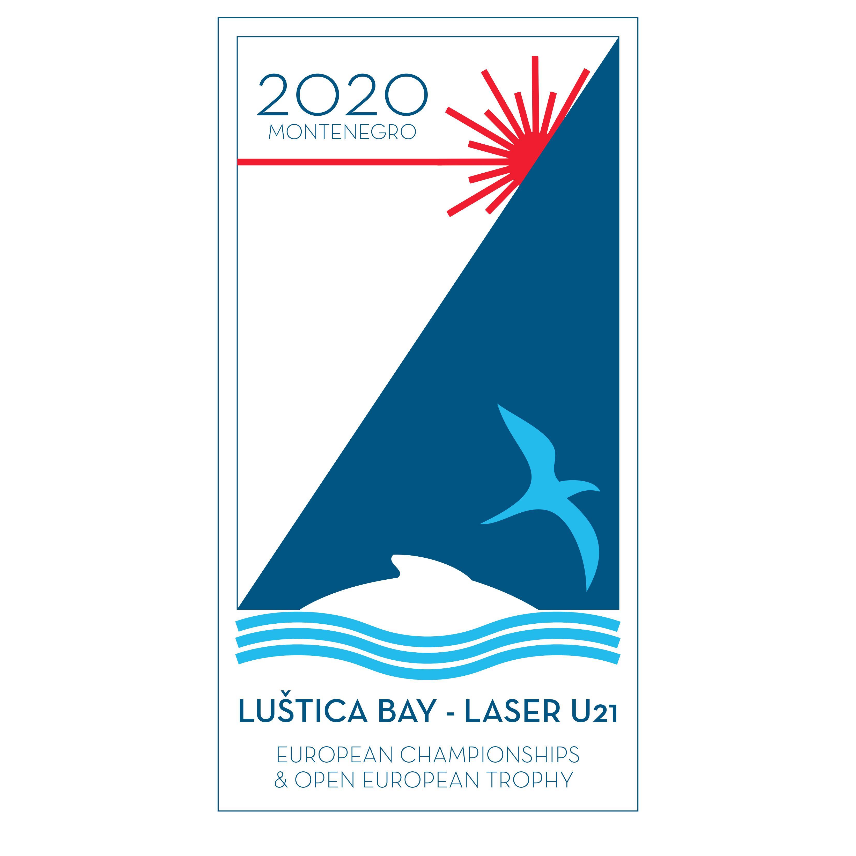 Under 21 European Laser Championships & Open European Trophy 2020
