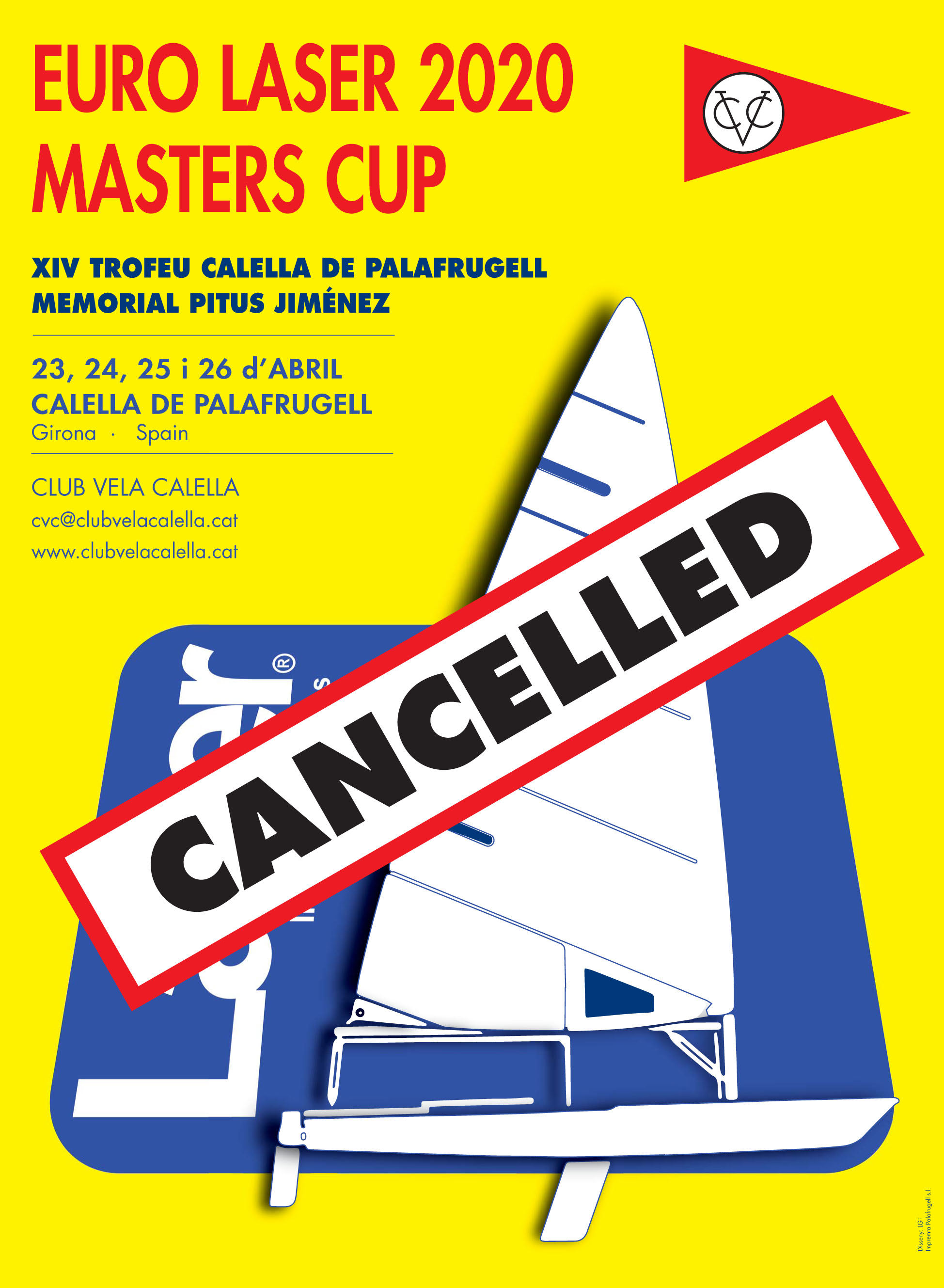 (CANCELLED) Euro Master Spain